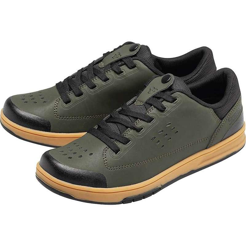 ソンブリオ メンズ スニーカー シューズ Sombrio Men's Sender Shoe Moss