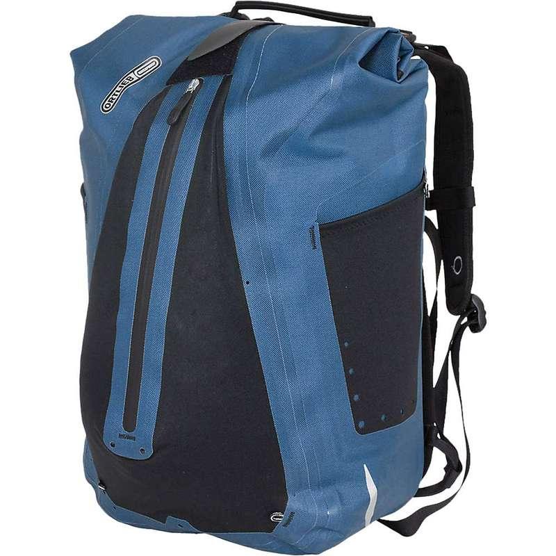オートリービー メンズ バックパック・リュックサック バッグ Ortlieb Vario QL3.1 Backpack Steel Blue