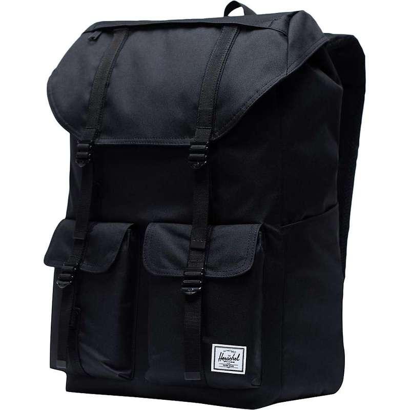 ハーシャル メンズ バックパック・リュックサック バッグ Herschel Supply Co Buckingham Backpack Black