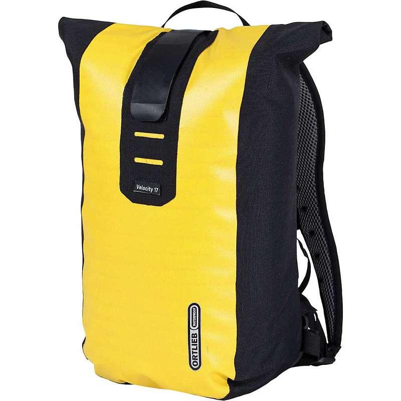 オートリービー メンズ バックパック・リュックサック バッグ Ortlieb Velocity Daypack Yellow / Black
