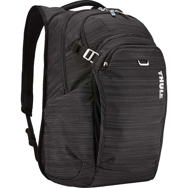 スリー メンズ バックパック・リュックサック バッグ Thule Construct 24L Backpack Black
