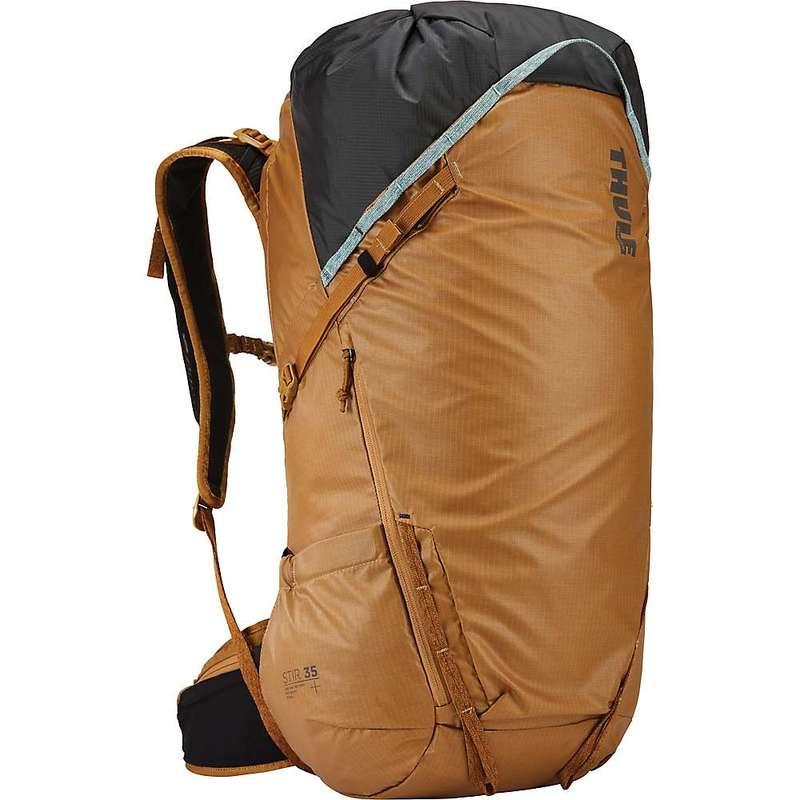 スリー メンズ バックパック・リュックサック バッグ Thule Men's Stir 35L Backpack Wood Thrush