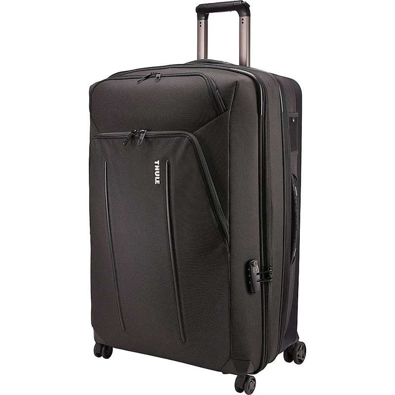スリー メンズ スーツケース バッグ Thule Crossover 2 110L/30IN Carry On Spinner Black