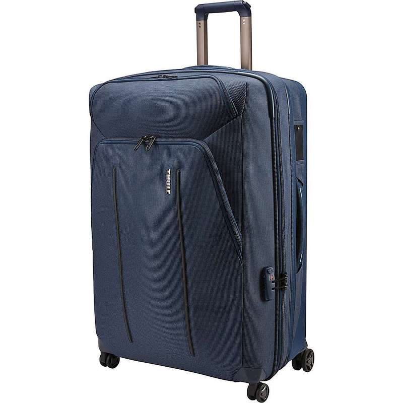 スリー メンズ スーツケース バッグ Thule Crossover 2 110L/30IN Carry On Spinner Dress Blue