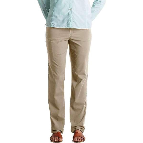 エクスオフィシオ レディース カジュアルパンツ ボトムス ExOfficio Women's Venture Pant Tawny