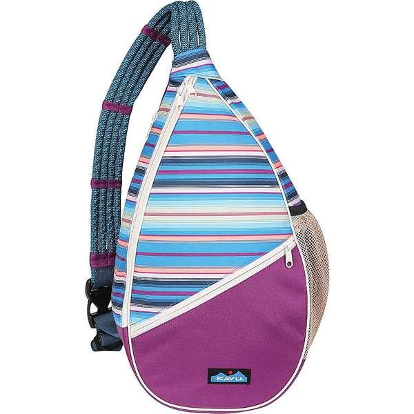 カブー レディース バックパック・リュックサック バッグ KAVU Paxton Sling Pack Playa Stripe