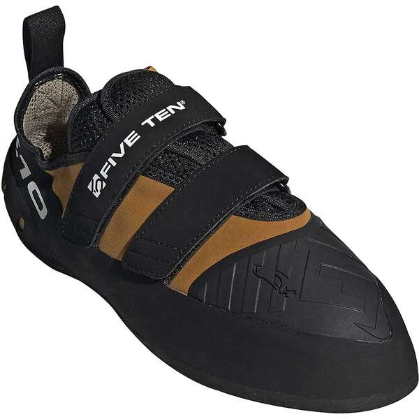 ファイブテン メンズ スニーカー シューズ Five Ten Men's Ansazi Pro Climbing Shoe Spice Orange / Black / White
