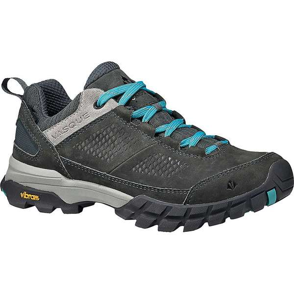バスク レディース ブーツ・レインブーツ シューズ Vasque Women's Talus AT Low UltraDry Shoe Dark Slate/Baltic