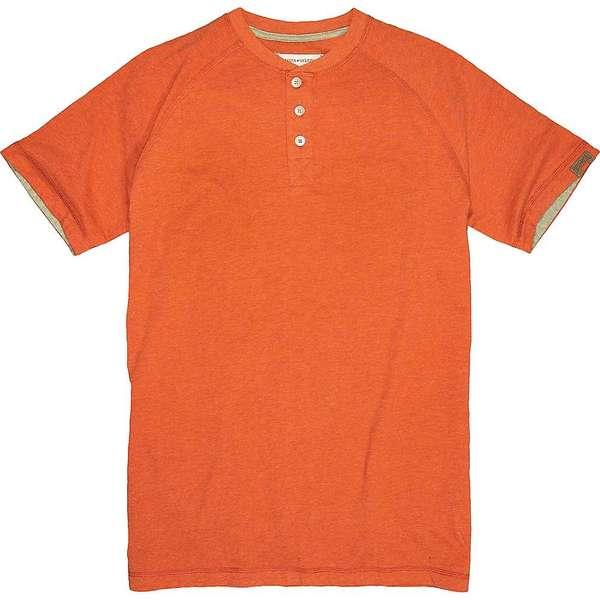 ダコタグリズリー メンズ シャツ トップス Dakota Grizzly Men's Rhett SS Shirt Burnt