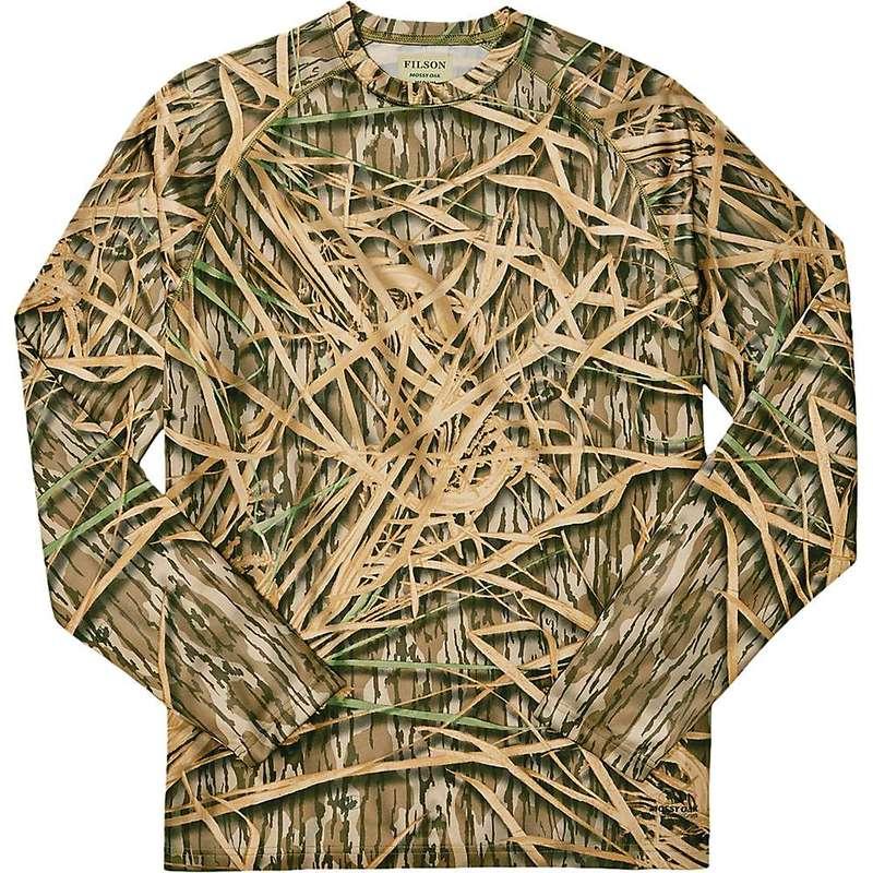 フィルソン メンズ シャツ トップス Filson Men's Barrier LS T-Shirt Shadow Grass