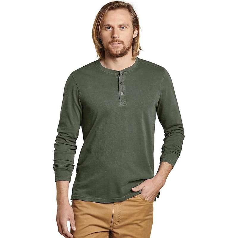 トードアンドコー メンズ シャツ トップス Toad & Co Men's Primo LS Henley Shirt Beetle