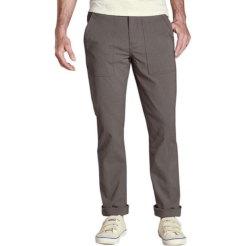 トードアンドコー メンズ カジュアルパンツ ボトムス Toad & Co Men's Rover Camp Lean Pant Dark Chino