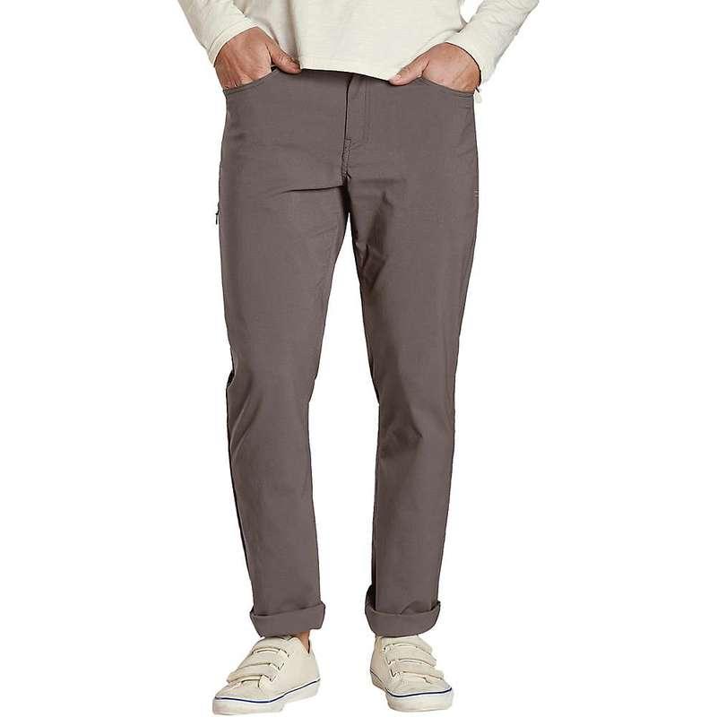 トードアンドコー メンズ カジュアルパンツ ボトムス Toad & Co Men's 5 Pocket Rover Lean Pant Dark Chino