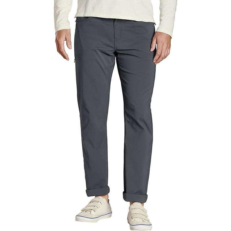 トードアンドコー メンズ カジュアルパンツ ボトムス Toad & Co Men's 5 Pocket Rover Lean Pant Soot