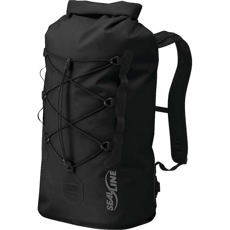 シールライト メンズ バックパック・リュックサック バッグ SealLine BigFork Dry Daypack Black