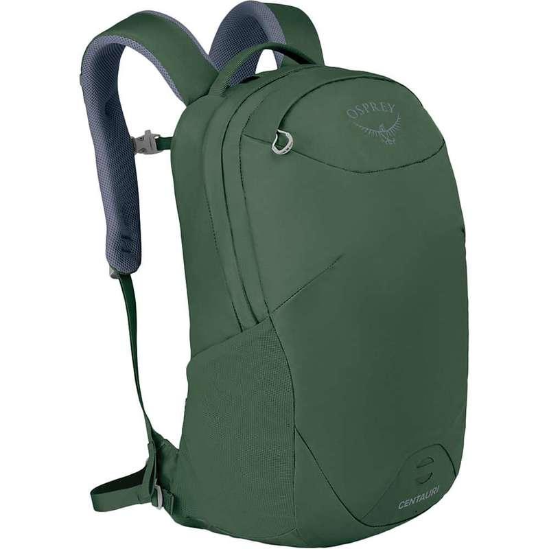オスプレー メンズ バックパック・リュックサック バッグ Osprey Centauri Pack Tortuga Green