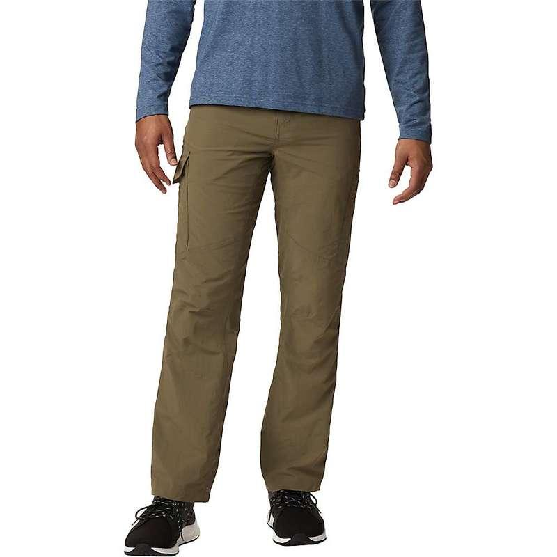 コロンビア メンズ カジュアルパンツ ボトムス Columbia Men's Silver Ridge Cargo Pant Stone Green