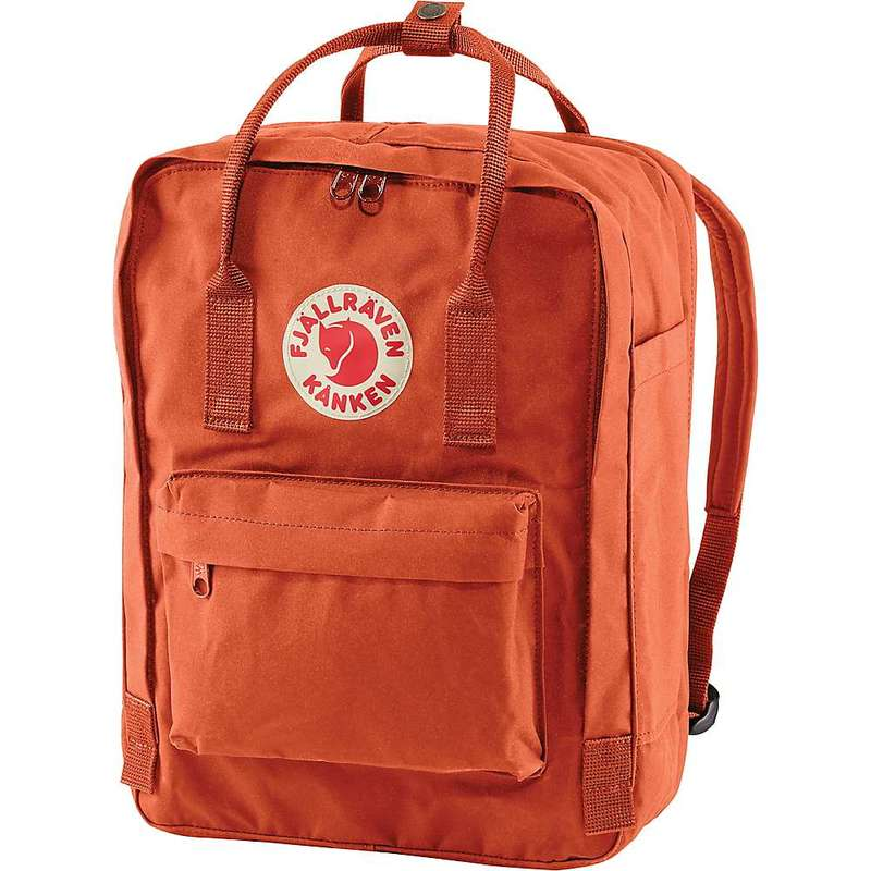 フェールラーベン メンズ バックパック・リュックサック バッグ Fjallraven Kanken 13 Inch Laptop Bag Rowan Red