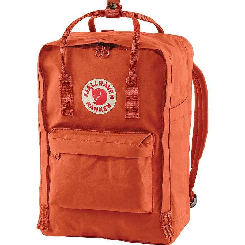フェールラーベン メンズ バックパック・リュックサック バッグ Fjallraven Kanken 15 Inch Laptop Bag Rowan Red