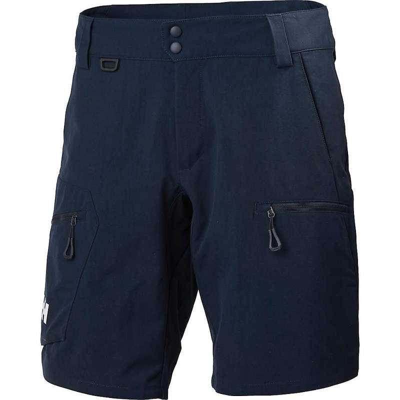 ヘリーハンセン メンズ ハーフパンツ・ショーツ ボトムス Helly Hansen Men's Crewline Cargo Shorts NAVY
