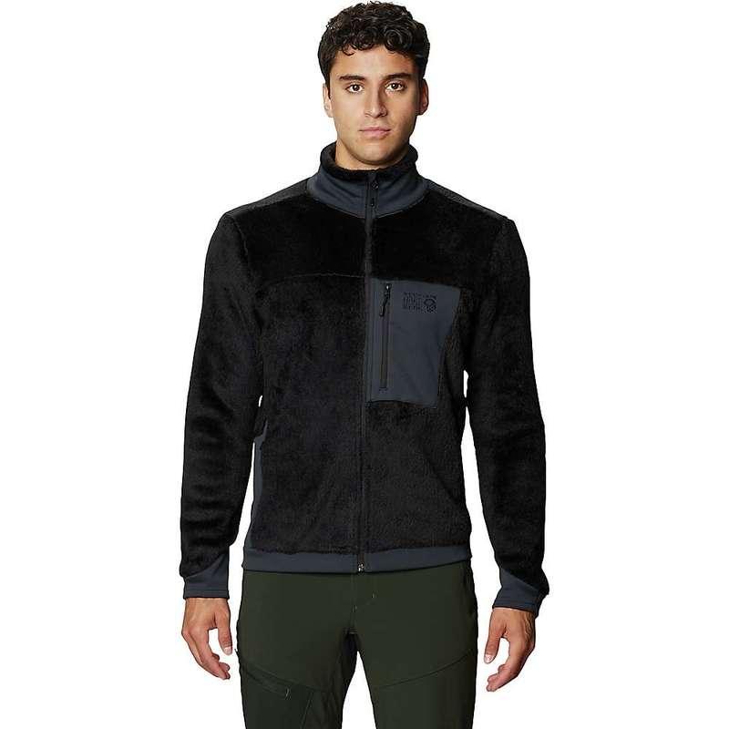 マウンテンハードウェア メンズ ジャケット・ブルゾン アウター Mountain Hardwear Men's Monkey Man/2 Jacket Black BLK