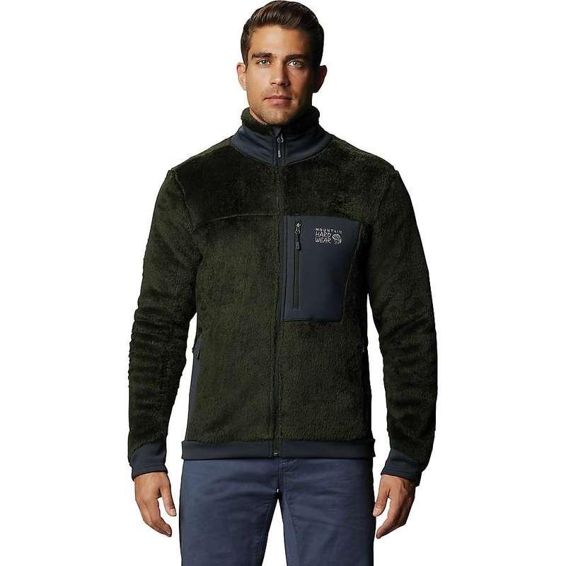 マウンテンハードウェア メンズ ジャケット・ブルゾン アウター Mountain Hardwear Men's Monkey Man/2 Jacket Black Sage