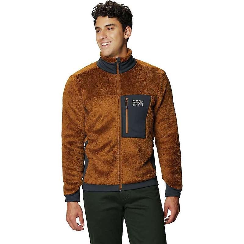 マウンテンハードウェア メンズ ジャケット・ブルゾン アウター Mountain Hardwear Men's Monkey Man/2 Jacket Golden Brown