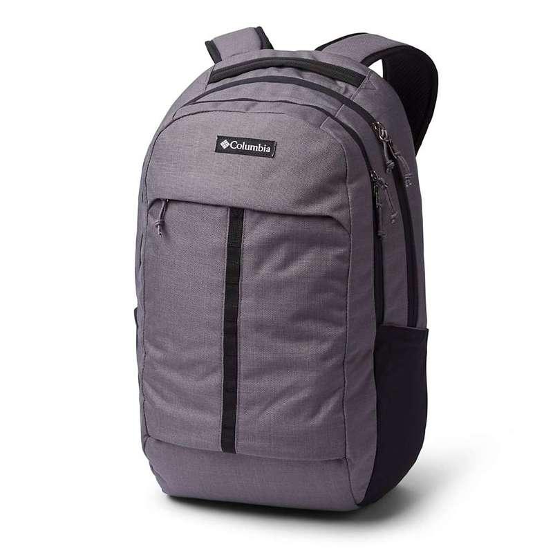 コロンビア メンズ バックパック・リュックサック バッグ Columbia Mazama 26L Backpack City Grey Heather/Black