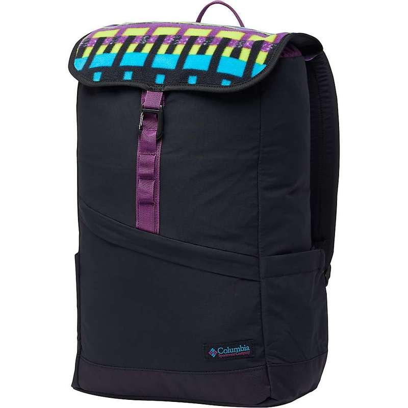 コロンビア メンズ バックパック・リュックサック バッグ Columbia Falmouth 21L Backpack Black/Black Print