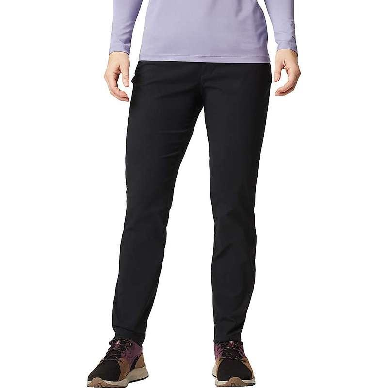 コロンビア レディース カジュアルパンツ ボトムス Columbia Women's Firwood 5 Pocket Slim Pant Black