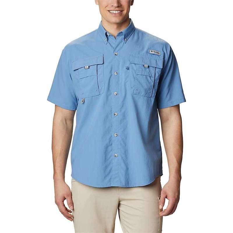 コロンビア メンズ シャツ トップス Columbia Men's Bahama II SS Shirt Skyler