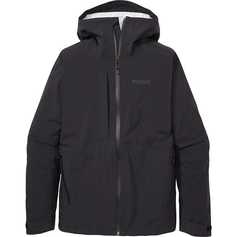 マーモット メンズ ジャケット・ブルゾン アウター Marmot Men's Evodry Torreys Jacket Black