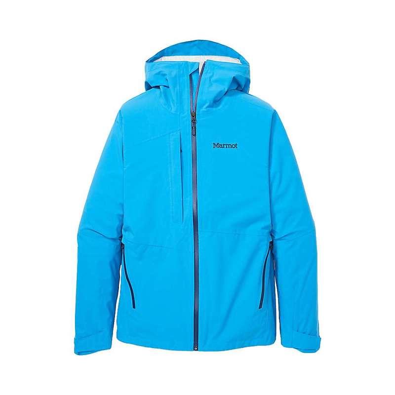 マーモット メンズ ジャケット・ブルゾン アウター Marmot Men's Evodry Torreys Jacket Clear Blue
