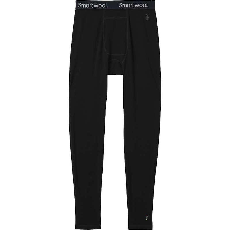スマートウール メンズ カジュアルパンツ ボトムス Smartwool Men's Merino 250 Baselayer Bottom Black