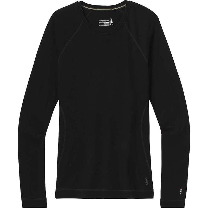 スマートウール レディース Tシャツ トップス Smartwool Women's Merino 250 Baselayer Crew Black