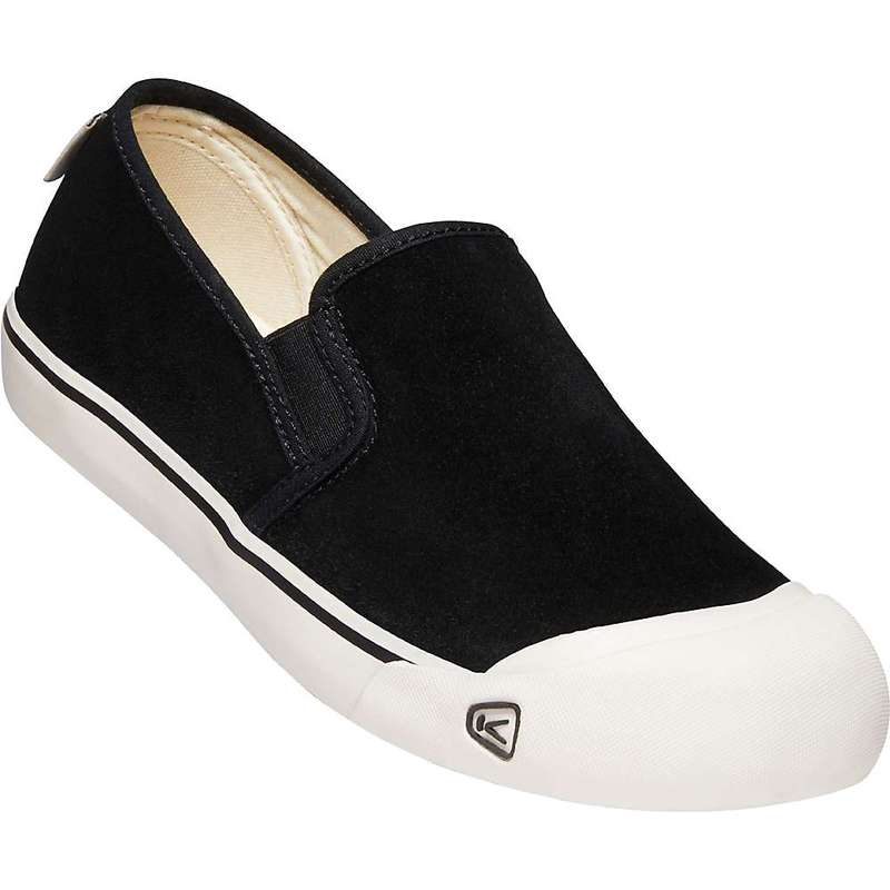 キーン メンズ スニーカー シューズ KEEN Men's Coronado III Slip-On Suede Shoe Black