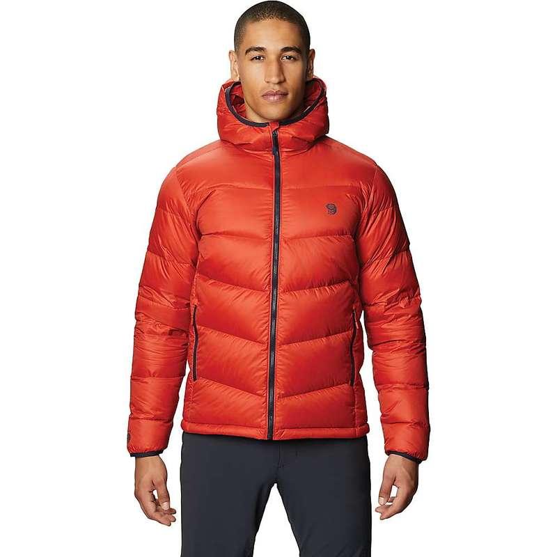 マウンテンハードウェア メンズ ジャケット・ブルゾン アウター Mountain Hardwear Men's Mt. Eyak Down Hoody Desert Red