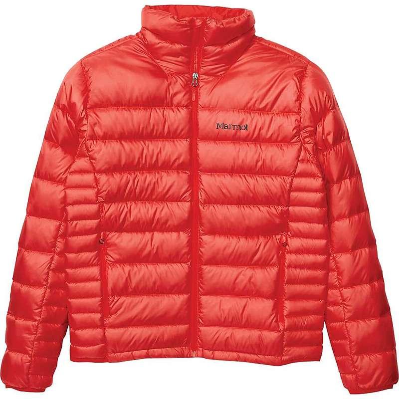 マーモット メンズ ジャケット・ブルゾン アウター Marmot Men's Hype Down Jacket Victory Red