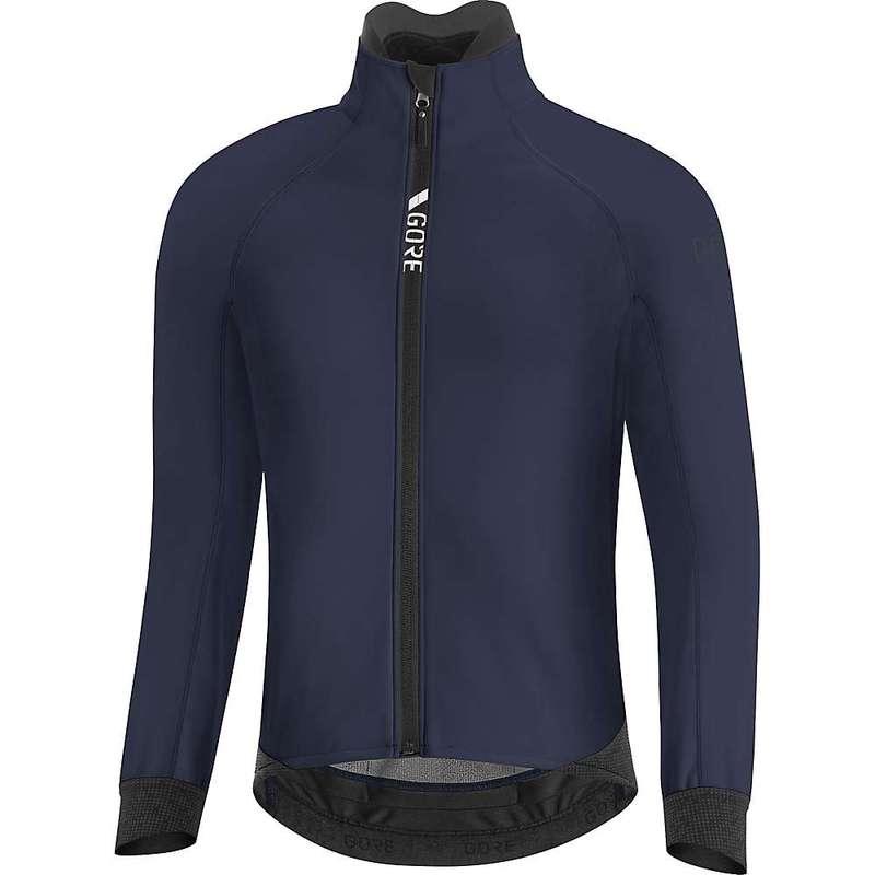 ゴアウェア メンズ ジャケット・ブルゾン アウター Gore Wear Men's Gore C5 GTX Infinium Thermo Jacket Orbit Blue
