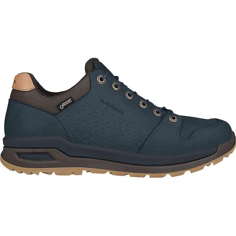 送料無料 サイズ交換無料 ロワブーツ メンズ 毎日続々入荷 シューズ ブーツ レインブーツ Lowa Men's GTX Shoe Locarno Navy 並行輸入品 Lo