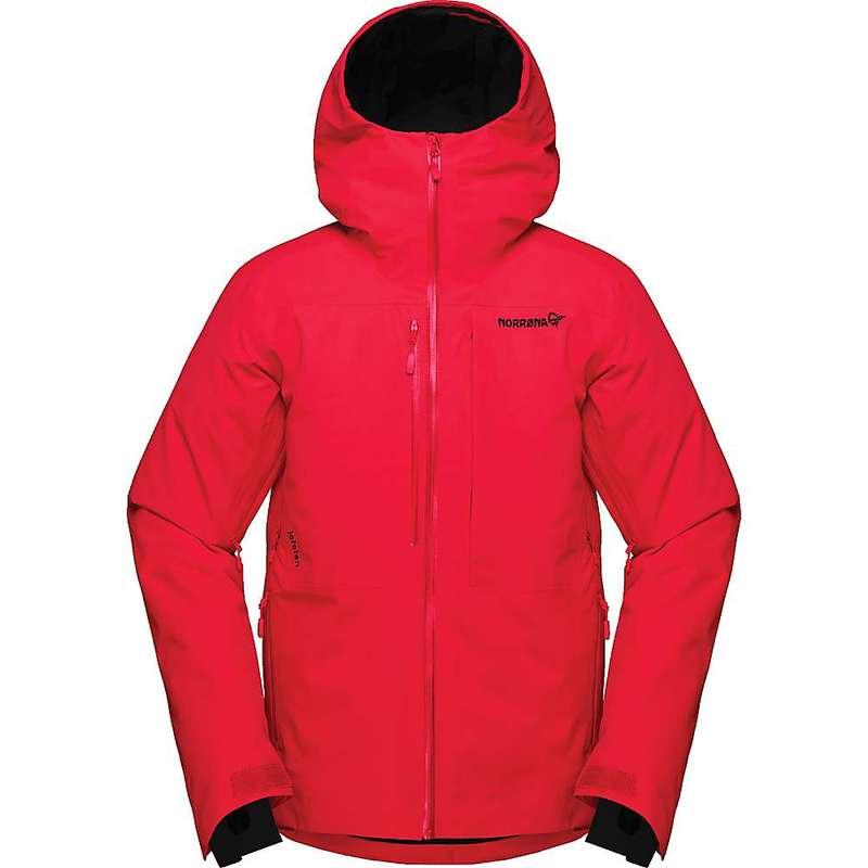 <title>送料無料 返品送料無料 サイズ交換無料 ノローナ メンズ アウター ジャケット ブルゾン True Red Norrona Men's Lofoten Gore-Tex Insulated Jacket</title>