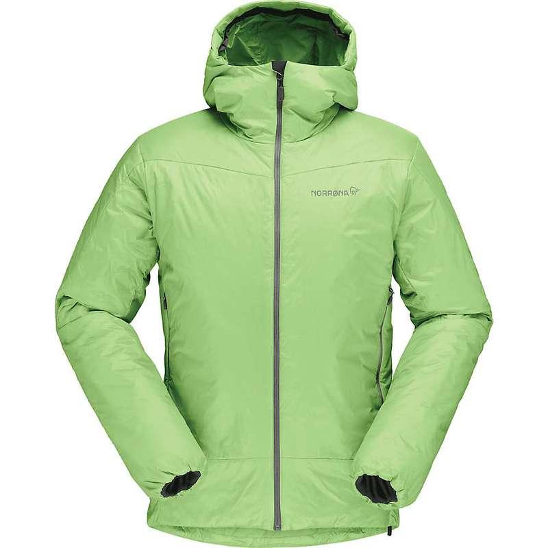 ノローナ メンズ ジャケット・ブルゾン アウター Norrona Men's Falketind Thermo 60 Hood Jacket Foliage