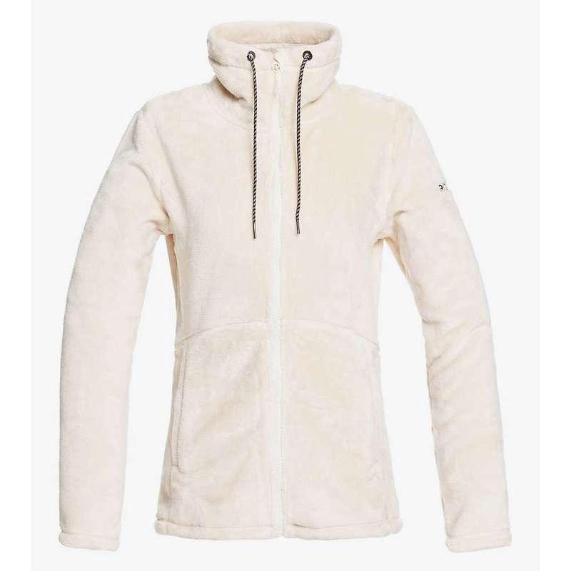 ロキシー レディース ジャケット・ブルゾン アウター Roxy Women's Tundra Fleece Jacket Angora