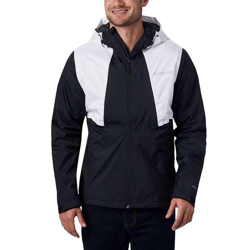送料無料 サイズ交換無料 コロンビア メンズ アウター 評価 ジャケット ブルゾン Black Limits II 大人気 Columbia White Inner Jacket Men's