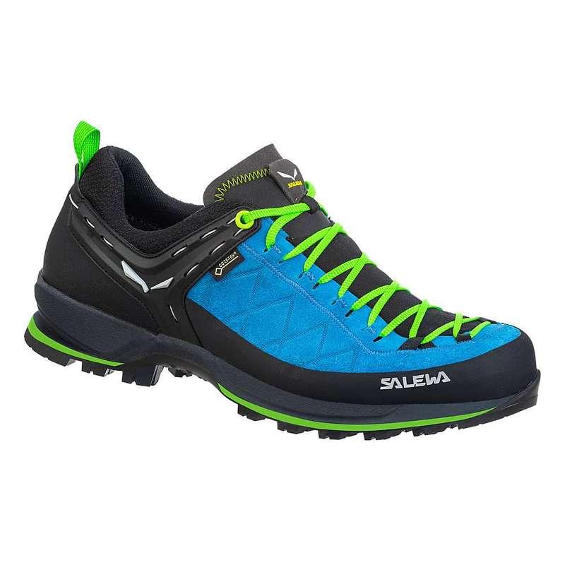 送料無料 サイズ交換無料 今だけ限定15%OFFクーポン発行中 サレワ メンズ スーパーセール期間限定 シューズ ブーツ レインブーツ Blue Danube Men's Boot MTN Salewa Green 2 Trainer GTX Fluo