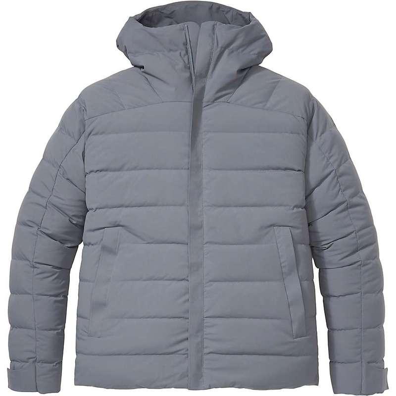 <title>送料無料 サイズ交換無料 マーモット メンズ アウター ジャケット ブルゾン Steel Onyx Marmot 年間定番 Men's WarmCube Havenmeyer Jacket</title>