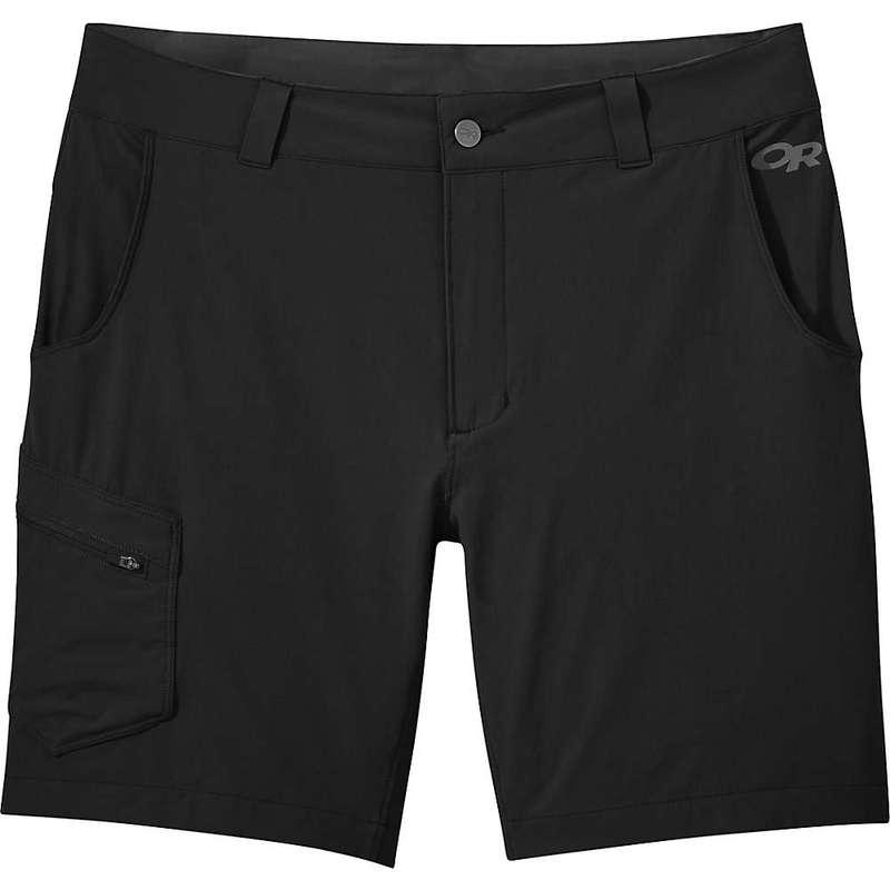 送料無料 サイズ交換無料 アウトドアリサーチ メンズ ボトムス ハーフパンツ ショーツ Black 無料サンプルOK Men's SALENEW大人気! Research Short Inch Ferrosi 8 Outdoor