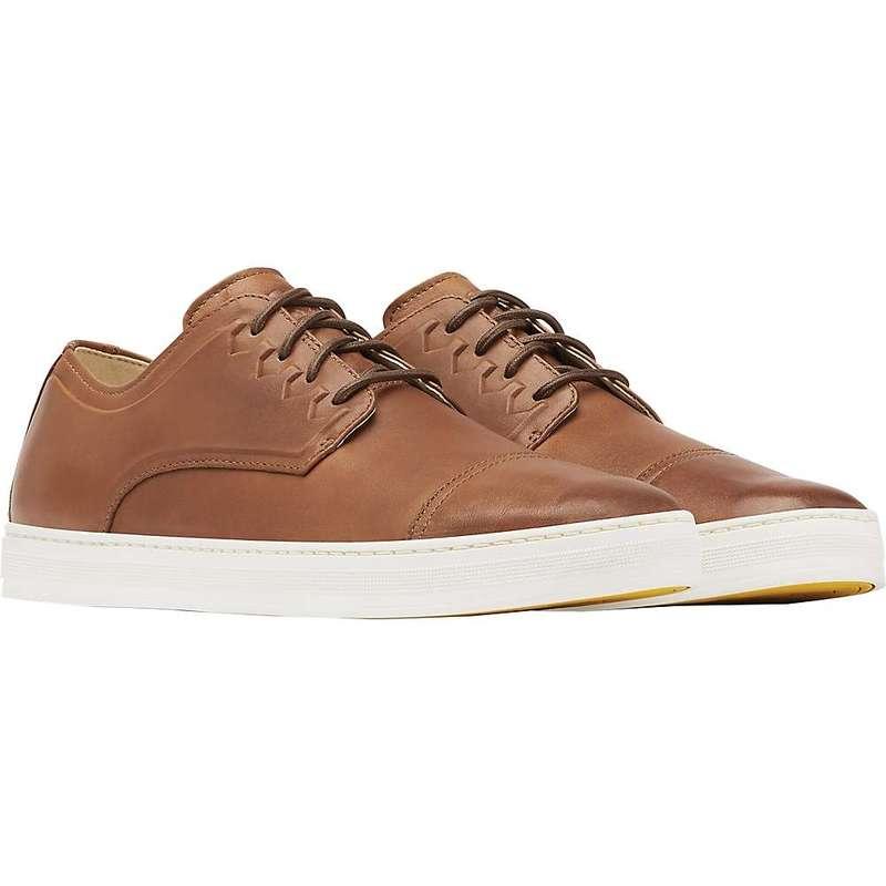 送料無料 サイズ交換無料 ソレル メンズ シューズ スニーカー Brown Flora Umbro Toe Caribou Sorel Waterproof Men's 推奨 Mod 売り出し Cap Shoe