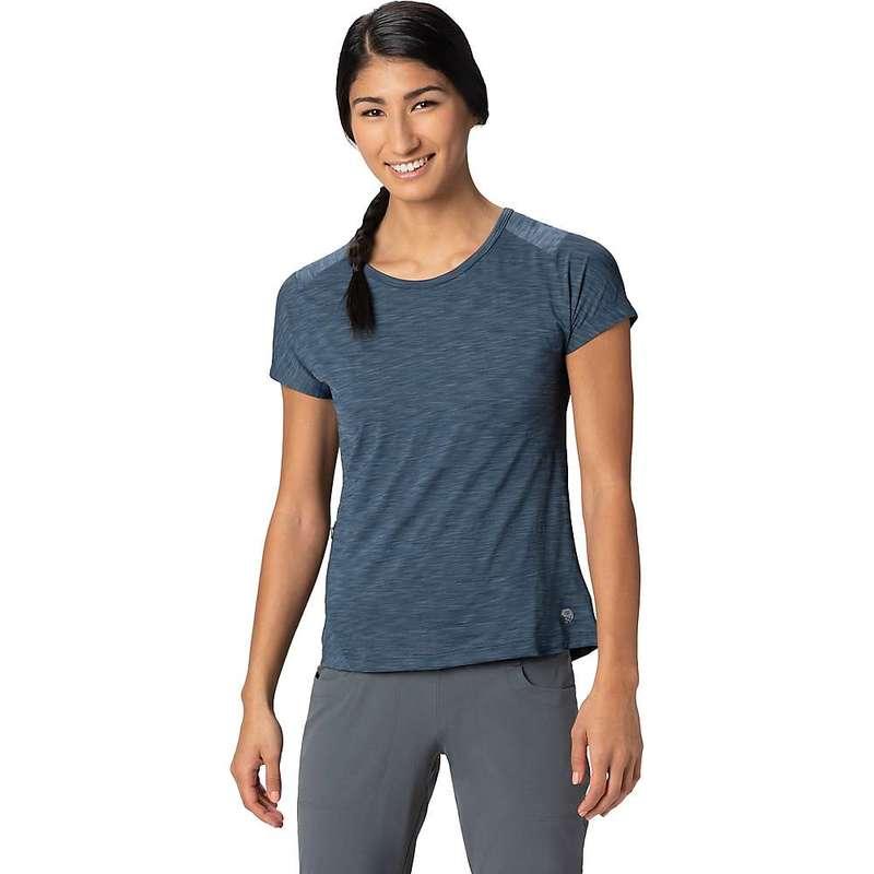 Women's Zinc SS Mighty Tee Stripe レディース Hardwear マウンテンハードウェア Mountain トップス Tシャツ