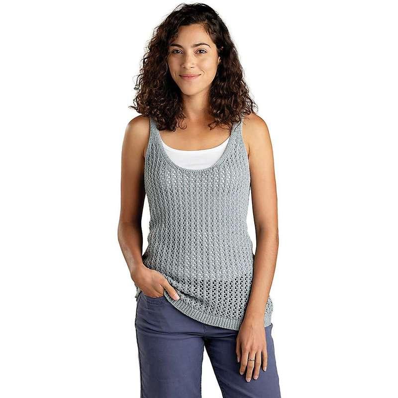 & レディース Light トップス Toad Denim トードアンドコー Co Recycled Tank Blue Women's Tシャツ Denim